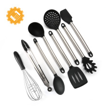ustensiles de cuisine en silicone inoxydable amazon