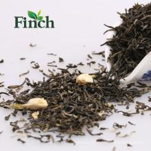 Preço de fábrica Fujian Jasmine Chá Verde EU Padrão Jasmine Sabor Chá Verde