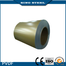 0.3mm Filmed Prepainted Color Coated Aluminum Steel Coil