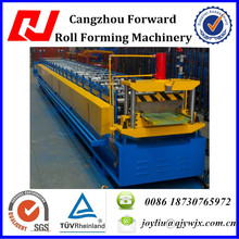 QJ-475 Steel Roofing Standing Seam Making Machine