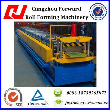 QJ-475 Steel Roofing Standing Seam Making Machine