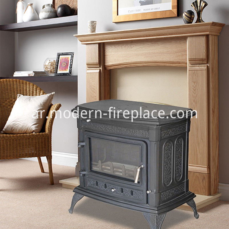Fireplace Surrounds And Mantel Designs With Chimney Cleaning Logs