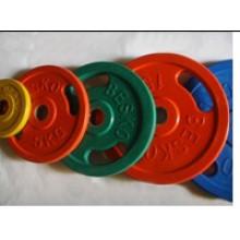 Placa de peso para-choques da cor com GV (USH-302)