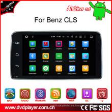 Reproductor de DVD barato para las conexiones de teléfono androides de los cls Conexión estérea de WiFi del coche OBD DAB +