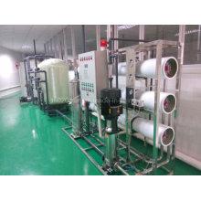 Système RO haute qualité 6000L / H pour le traitement industriel de l'eau