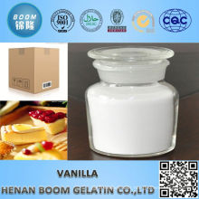 Best price white polar bear vanillin in flavour and fragrance