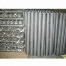 Fiberglass insect screen mesh in rolls, 16 x 18, gray color