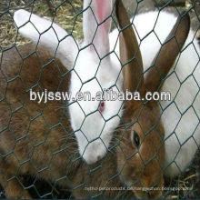 Galvanisiertes sechseckiges Huhn / Rabbit Wire Mesh Factory