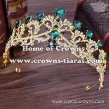High Quality Crystal Diamond National Pageant Tiaras