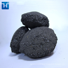 Briquete de Silicone Ferro / Briquete de FeSi / Briquete de Ferrosilício China Fornecedor