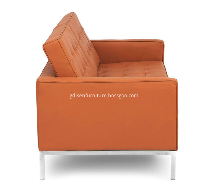 florence knoll two seaters sofa