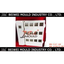 Molde de compresión modificado para requisitos particulares de la caja del metro eléctrico de SMC