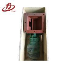Válvula rotativa elétrica de alta vedação