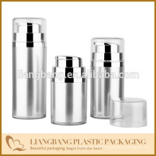 cosmetic packaging with airless bottle