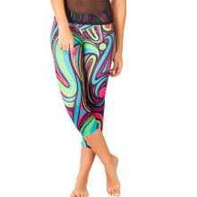 Pantalones de compresión deportivos para mujer Fitness Tights