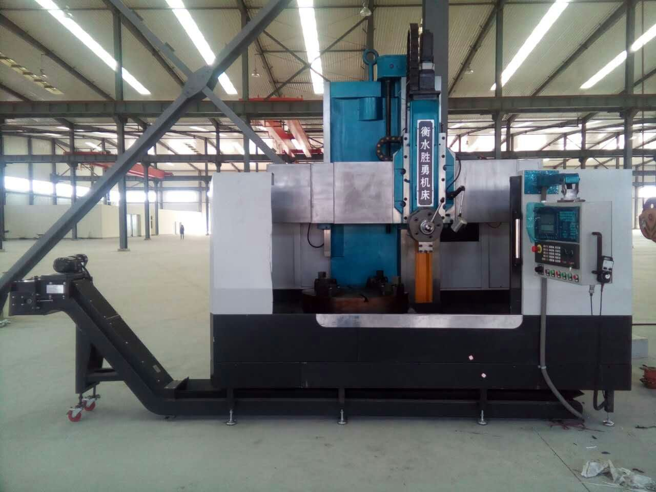 Processing diameter 1800mm Vertical lathe device