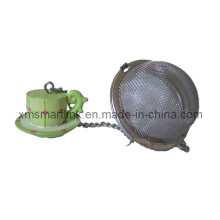 Polyresin Sculpture Tea Cup Decor Tea Strainer Gifts
