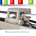 GUOSHENG hot sale automatic universal blanketr flat knitting machine for home use price