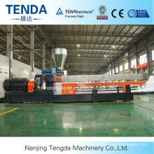 Máquina de extrusão de alta formulação 65mm