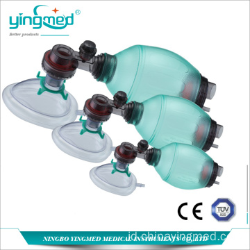 Disusable SEBS Resuscitator Ambu Bag