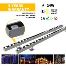 Aluminum LED Outdoor Wall Washer