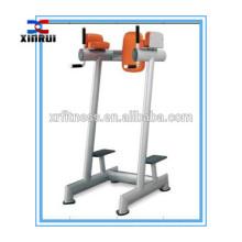 Kommerzielle Fitnessgeräte Vertikale Kniehebung