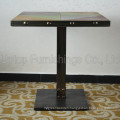 Black Antique Nail Table for Restaurant on Sale (SP-RT465)