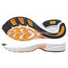 new style eva rubber running shoes sole