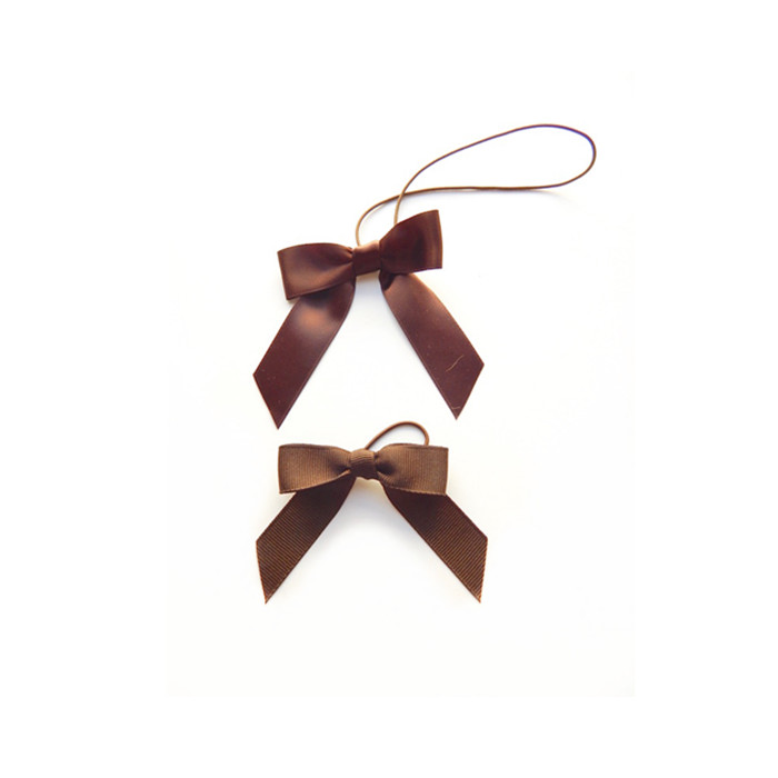 Ribbon Bow With Long Loop