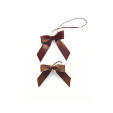 Note book bow tie wine bottle tie