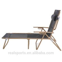 Складной Регулируемый Простой Отдыха Стул Складной Пляжный Шезлонг Кресло