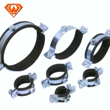 stainless steel pipe fitting hose clamp