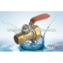 143-MCP Regular Port Brass Mini Ball Valve, Aluminum Composite Pipeline Korea