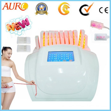 12 Lipolaser Pads for Body Shaping Diode Laser Machine