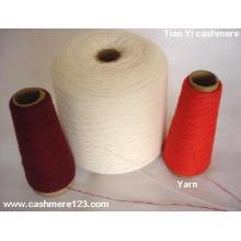 Fils de laine de cachemire 15s ... 300S single Double Yarn