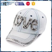 Fábrica de venda direta estilo moderno camurça couro cowboy cap para 2016