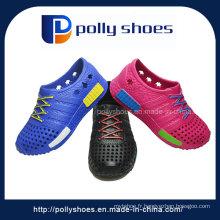 Guangzhou Produit Enfants Chaussures Nouveau Design En Gros Enfants Chaussures de Jardin