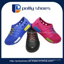 Guangzhou Product Kids Shoes New Design Wholesale Children Garden Shoes