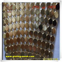 Decorative/ Metal Curtain Mesh for Architecture (ISO)