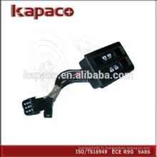 Interrupteur de commande de fenêtre de voiture électrique 90181839 pour Daewoo