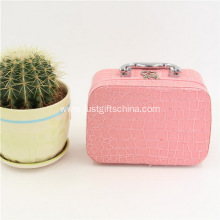 Promotional Pink Color Cosmetics Bags