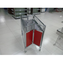 Supermarkt-Promotion-Tisch-Ausstellungsstand