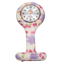Colorful Silicone Nurse Watch