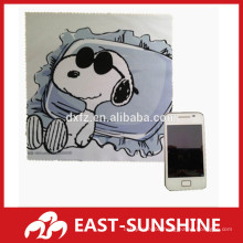 sunglasses cleaning cloth,microfiber cloth with digital printing
