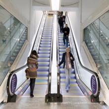 Energy Saving Indoor Outdoor Commercial Step Handrail Escalator