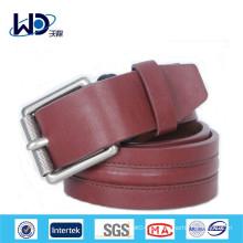2016 Lässige rote PU-Gürtel für Männer