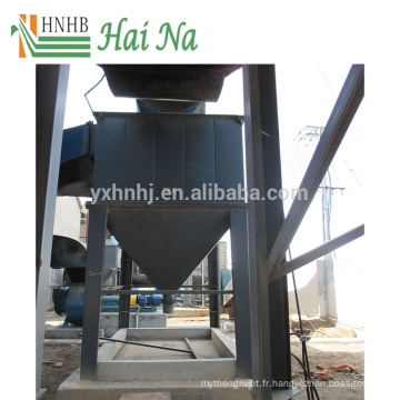 Filtre à air cyclone industriel pour l'élimination de la poussière