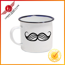 Good Price 8cm Customized Enamel Mugs