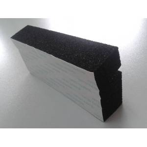 EVA Die Cutting Sheet Foam With 3M Adhesive