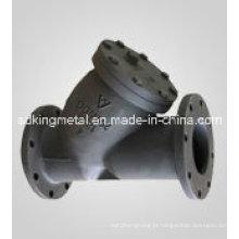 Ferro fundido Y Filtro Pn10